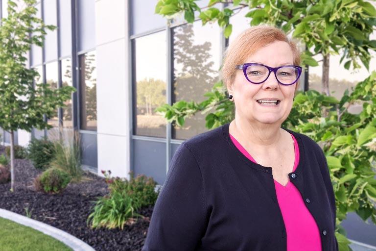 Ann E. Burke, Vice President of Business Development